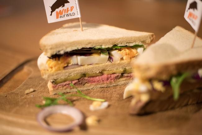 Wildes Club Sandwich