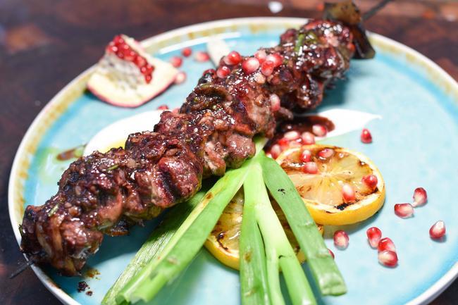Nutria-Kebab