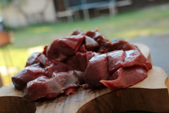 Frisches Wildfleisch ist qualitativ am hochwertigsten