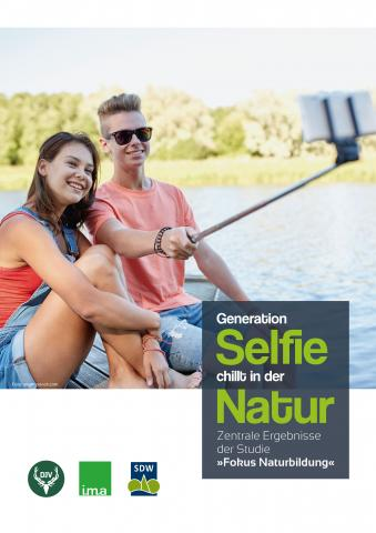 Broschüre Fokus Naturbildung Cover