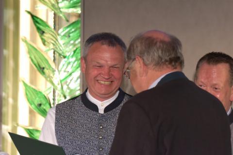 Sonderpreis Kommunikation: 2. Preis Kreisjägerschaft Bad Mergentheim Hariolf Scherer