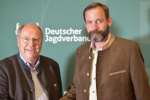 Frank Zabel vom Hegering Hartenholm gewinnt mit seinem Jagd-Podcast den 4. Preis im Sonderpreis Kommunikation