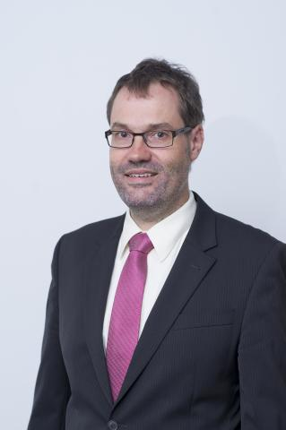 Dr. Jörg Friedmann, Landesjägermeister des Landesjagdverbandes Baden-Württemberg
