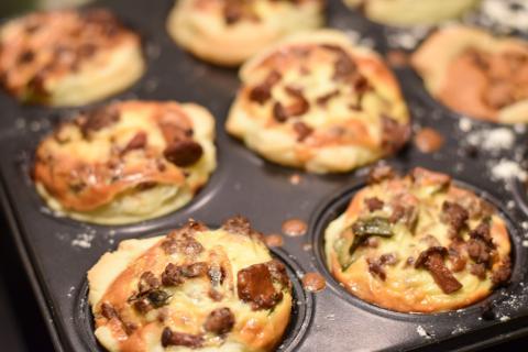 Reh-Pilz-Muffin