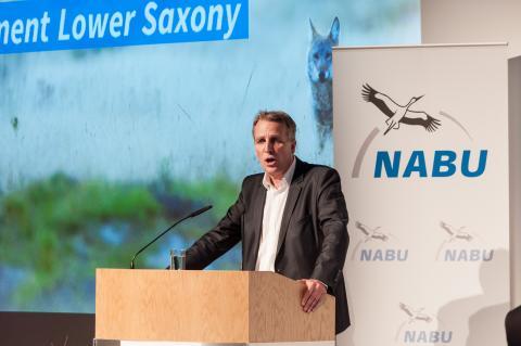 Dr. Thomas Steg, Umweltminister Niedersachsen