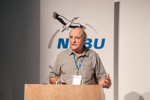 Dr. L. David Mech, United States Geological Survey, USA