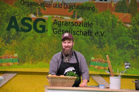 Markus Laue Kochshow IGW19