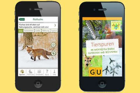 Tierspuren App