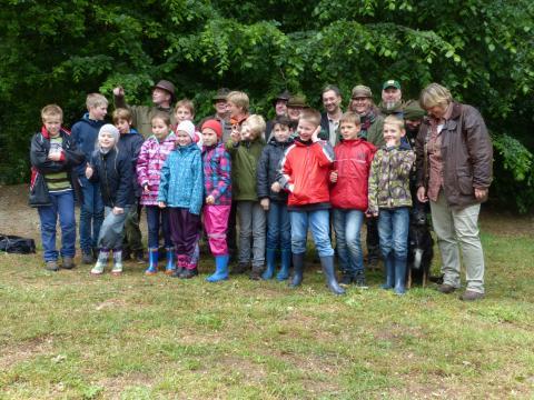 Lernort Natur Training Bersenbrück 2015
