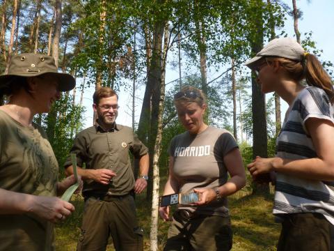 Lernort Natur Kompakt 2 Damm 2015