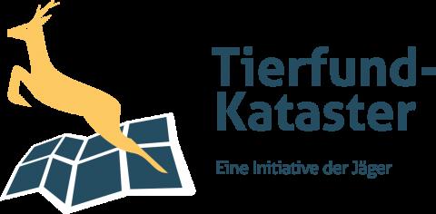 Logo der Tierfund-Kataster App
