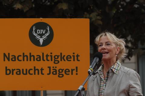 Ursula Hammann (Naturschutzsprecherin der Grünen)