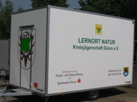 Kreisjägerschaft Düren Lernort Natur Mobil