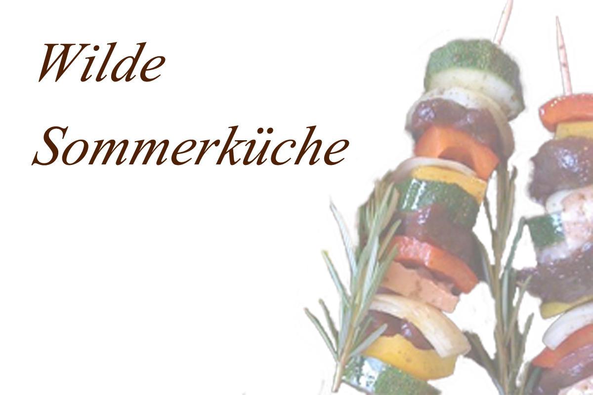Rehkeule in Korinander-Honig-Glasur mit Zitronen-Rosmarin-Kartoffeln ...